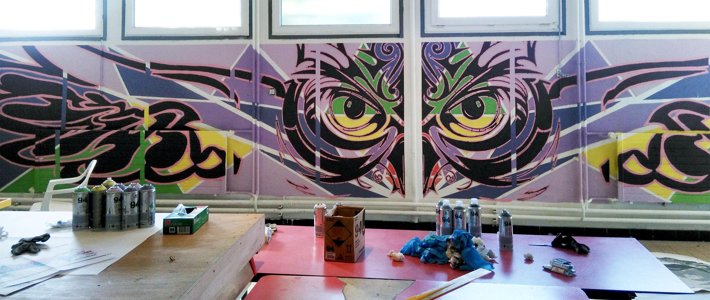 Fresque-atelier-Hibou